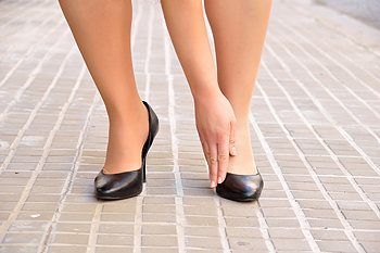 How High Heels Can Negatively Affect The Feet