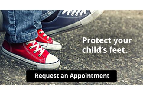 Do Your Child's Feet Hurt?